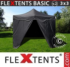 barnum pliant flextents achat barnum pliant pas cher vente barnum pliant. Black Bedroom Furniture Sets. Home Design Ideas